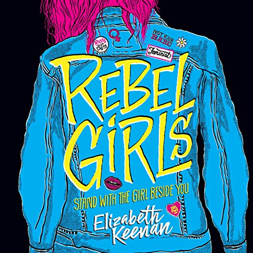 Rebel Girls audiobook cover art
