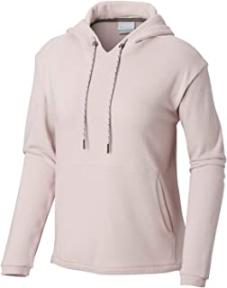 Columbia Women's Csc W Bugasweat Hoodie, Pink (Mineral Pink 618), Medium