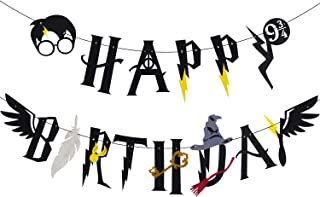 Best harry potter birthday banner Reviews