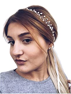 Best cheap bridal ribbon headbands Reviews