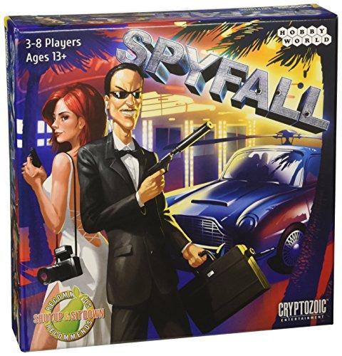 Spyfall Card Game  JungleDealsBlog.com