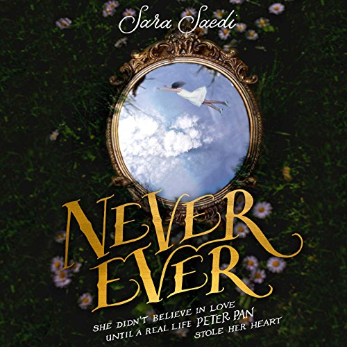 Never Ever audiobook cover art