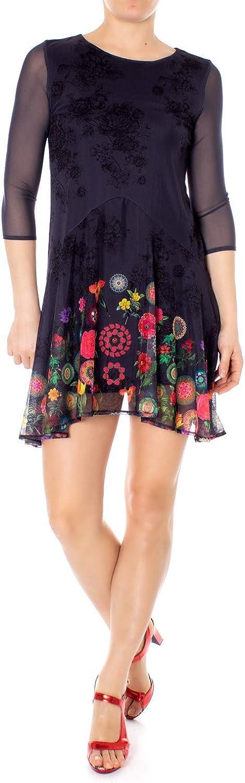 Desigual Woman Short Dress Vest okonor 19swvka5