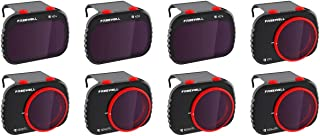 Freewell All Day - 4K-Serie - 8Pack Filters Compatibel met Mavic Mini/Mini 2