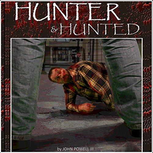 Hunter and Hunted audiobook cover art