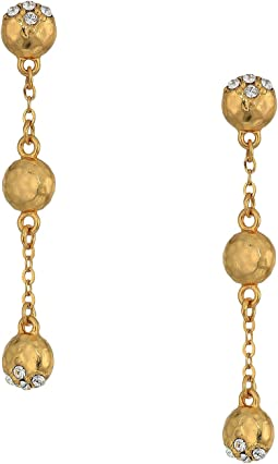 Bilbao Mist Post Drop Earrings
