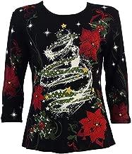 Jess & Jane Christmas Magic Fun Festive Holiday Top