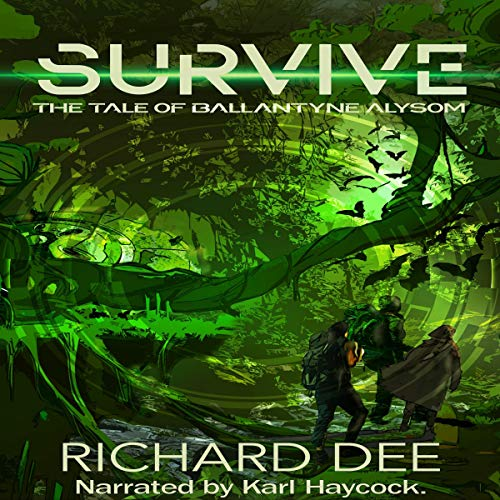 Survive: The Tale of Ballantyne Alysom cover art