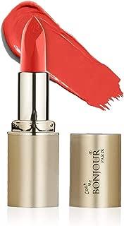 Bonjour Paris Premium Lipstick, Coral, 4.2g