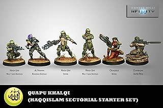 Qapu Khalqi Sectorial Starter (6) Haqqislam Infinity