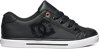 DC Women's Chelsea SE Skate Shoe Skateboarding Black, 5 M US