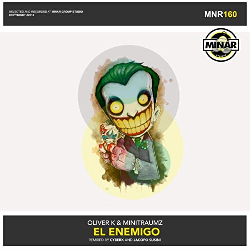 El Enemigo (Cyberx Remix) de Minitraumz Oliver K en Amazon ...