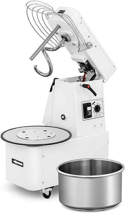 Impastatrice professionale planetaria rc-smrh20 (17 litri, 22 kg/h, 750 w, testa pieghevole)
