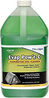 Nu-Calgon 4168-08 Evap Pow'r No Rinse Coil Cleaner