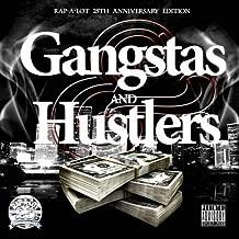 Gangstas & Hustlers by Various Artists, Bun B, Sean Kingston, Scarface, Jay-Z, Master P, Geto Boys, ABN (2010-10-05)
