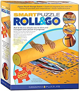 EuroGraphics Roll & Go Jigsaw Puzzle Mat  fits up to 2000 Pieces   8955-0102