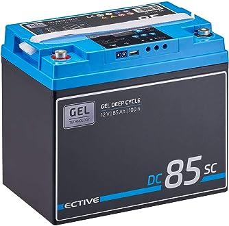 Ective Gel Batterien