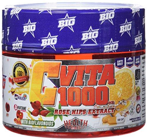 Big Vita C Suplemento - 100 Cápsulas