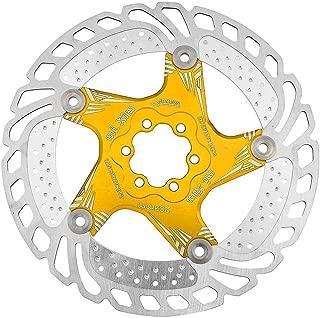 volflashy ブレーキ フローティング ローター MTB クイック クール ダウン 自転車 冷却 ディスク ステンレス 鋼 203-S1