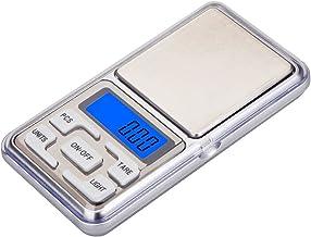 Balance de poche numérique 500 g/0,01 g