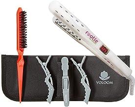 Sponsored Ad - Voloom Rootie 3/4-Inch Professional Volumizing Hair Iron   Increase Hair Volume, Ceramic Hair Volumizing To...
