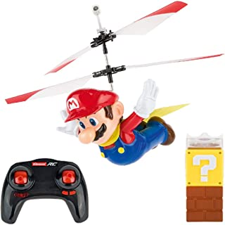 Carrera RC - Flying Super Mario 2.4Ghz Control remoto recarg