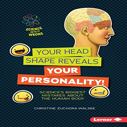 Your Head Shape Reveals Your Personality! audiobook cover art