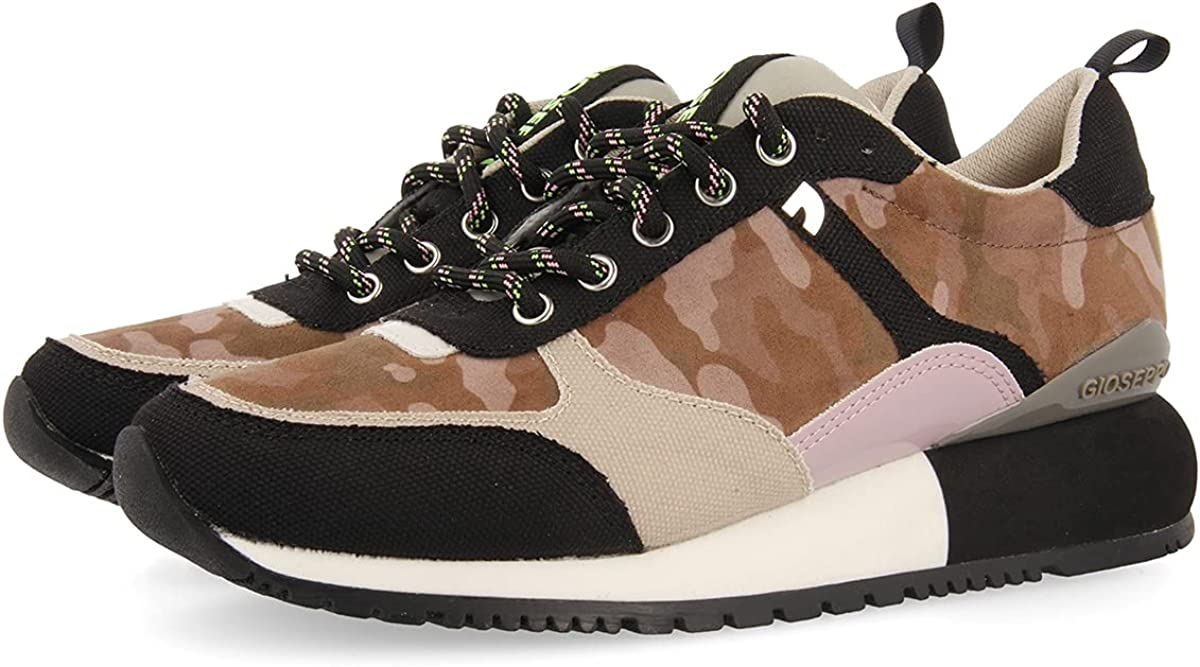 GIOSEPPO Genuine Women's Sneakers Low-top Limited price sale