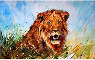 Painting by Numbers S Picture Gift The Lion King Brighteuropean Home Decor Wall Decor DIY Painting On Canvas for Home Decor