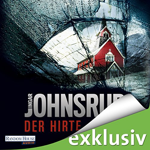 Der Hirte (Fredrik Beier 1) Titelbild
