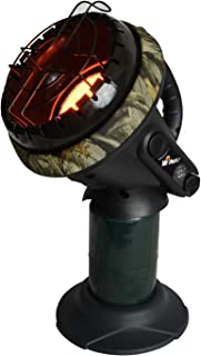 Mr. Heater MH4B Camo Little Buddy Heater