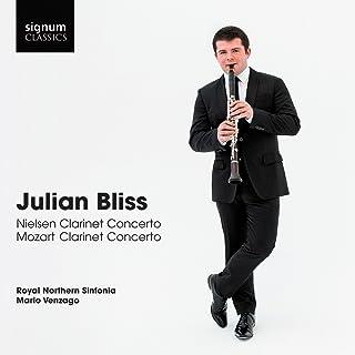 Nielsen - Mozart : Concertos pour Clarinette