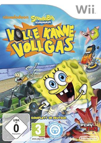 SpongeBob Schwammkopf - Volle Kanne Vollgas