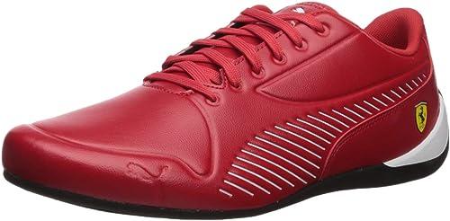 PUMA Ferrari Drift Cat 7S Ultra, Chaussures de Sport Homme, Rosso ...