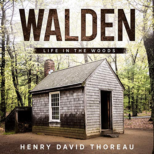 Walden: Life in the Woods  By  cover art