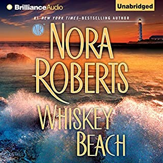 Whiskey Beach audiobook cover art