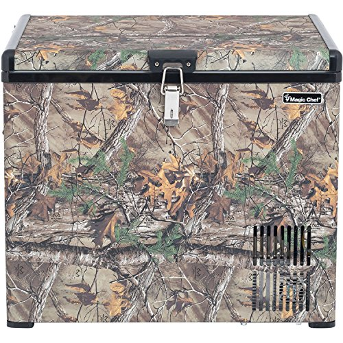 Magic Chef, Camouflage MCL40PFRT 1.4 cu. ft. Portable Freezer in Realtree Xtra