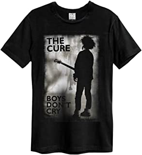 The Cure 'Boys Don't Cry' (Black) T-Shirt