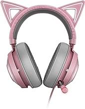 Best razer pink headset kitty Reviews