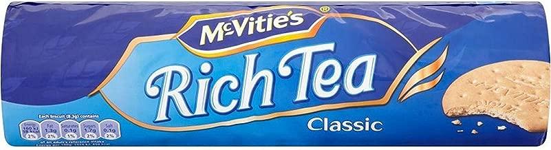 McVitie's Classic Rich Tea Biscuits (300g) マクビティ古典的な豊かなティービスケット( 300グラム)