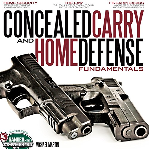 Michel Martin Concealed Carry and Home Defense Fundamentals