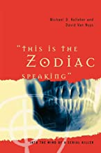 this is the zodiac speaking book