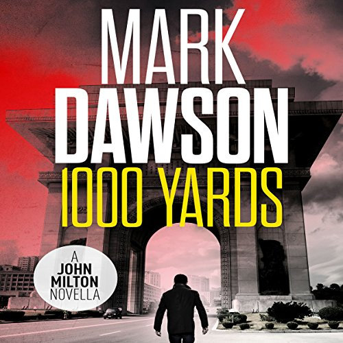 1,000 Yards audiobook cover art