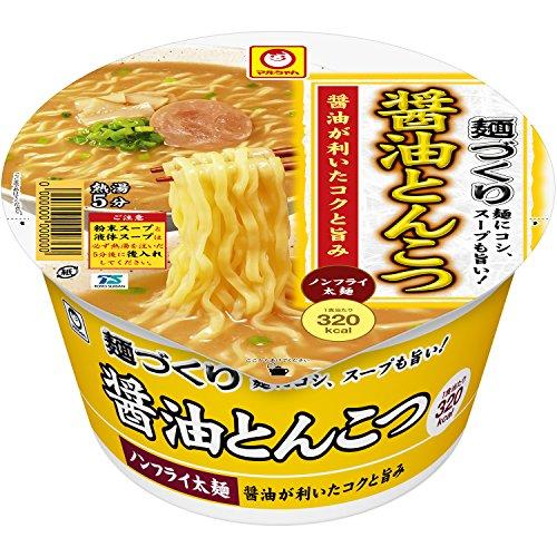 マルちゃん 麺づくり 醤油とんこつ 89g