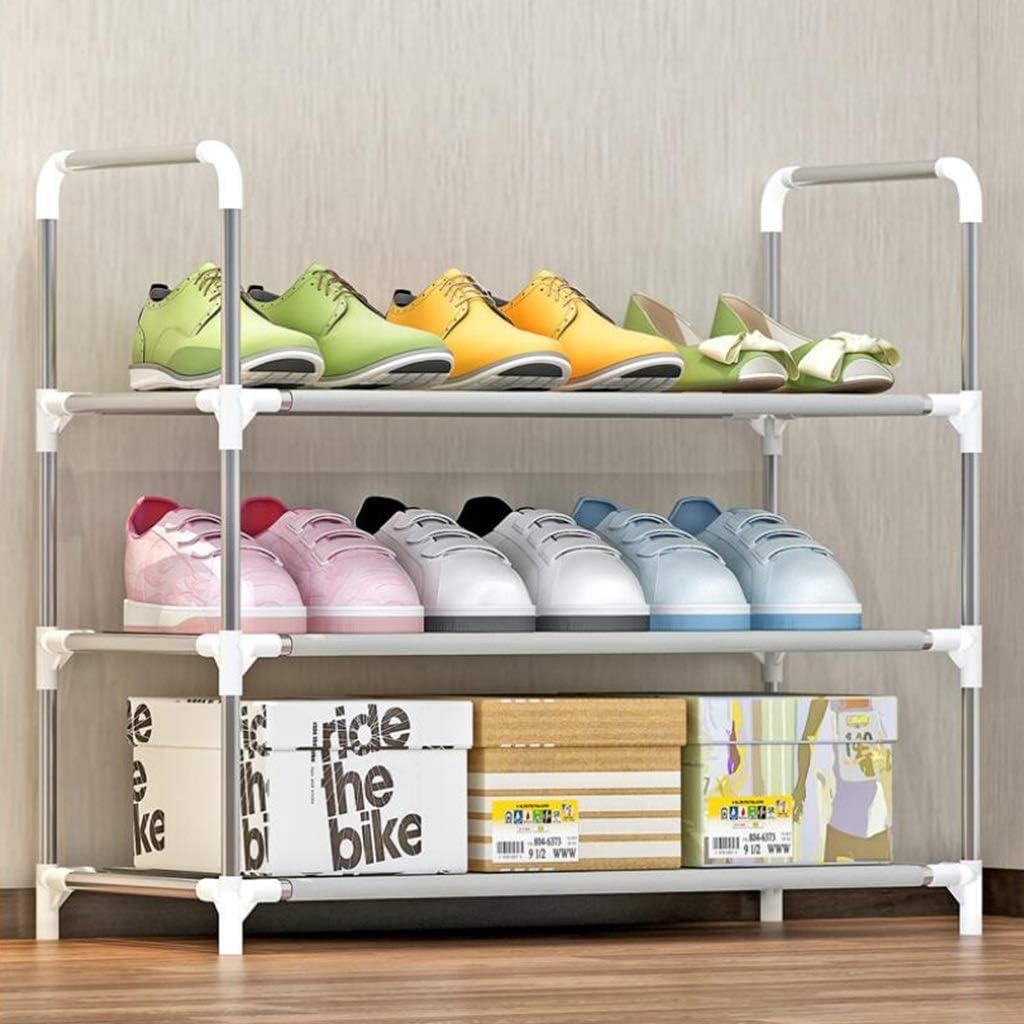 Topics on TV XWZH Dustproof Shoes Ranking TOP20 Cabinet Shoe Rack 3-Tier Organiser fo