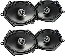 """$79 » Maxxsonics FKB168 MB Quart Formula 5x7/6x8"""" Coaxial Car Audio Speakers (2 Pair)"""