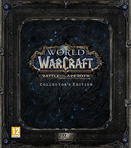World Of Warcraft: Battle For Azeroth - Edición Coleccionista - PC [Edizione: Spagna]