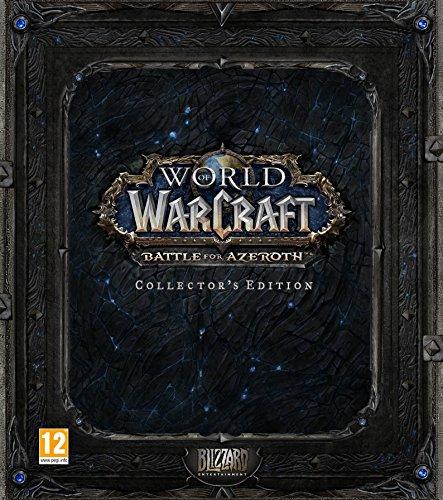 World Of Warcraft: Battle For Azeroth - Edición Coleccionista