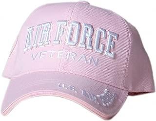 Air Force Veteran Pink Cap