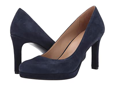 Naturalizer Teresa (Inky Navy Suede) Women